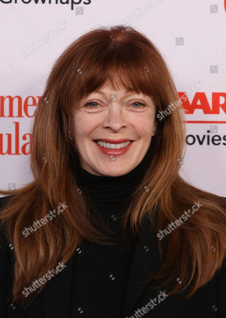 Frances Fisher attends the AARP 19th Annual Movies For Grownups Awards at the Beverly Wilshire Hotel, in Beverly Hills, Calif