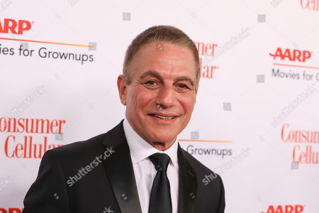 Tony Danza attend the AARP 19th Annual Movies For Grownups Awards at the Beverly Wilshire Hotel, in Beverly Hills, Calif