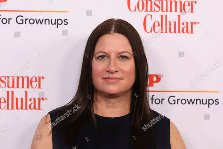 Emma Tillinger Koskoff attends the AARP 19th Annual Movies For Grownups Awards at the Beverly Wilshire Hotel, in Beverly Hills, Calif