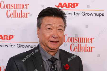 Tzi Ma attends the AARP 19th Annual Movies For Grownups Awards at the Beverly Wilshire Hotel, in Beverly Hills, Calif