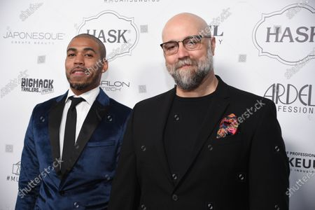 Editorial photo of 7th Annual Make-Up Artists and Hair Stylists Guild Awards, Los Angeles, USA - 11 Jan 2020