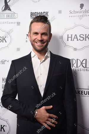 Editorial picture of 7th Annual Make-Up Artists and Hair Stylists Guild Awards, Los Angeles, USA - 11 Jan 2020