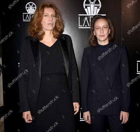 Claire Mathon and Celine Sciamma