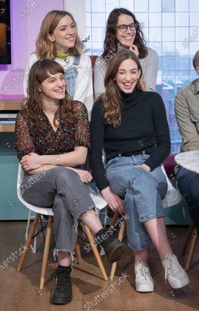 Editorial photo of 'Sunday Brunch' TV show, London, UK - 12 Jan 2020