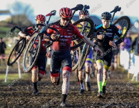 Editorial picture of Irish National Cyclo-cross Championships 2020, Castlefield, Enniscrone, Co. Sligo - 12 Jan 2020