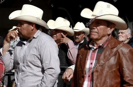 Editorial photo of Border Killings, La Mora, Mexico - 12 Jan 2020