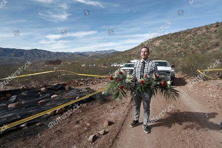 Editorial image of Border Killings, Bavispe, Mexico - 12 Jan 2020