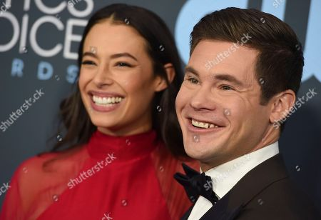 Editorial picture of 25th Annual Critics' Choice Awards - Arrivals, Santa Monica, USA - 12 Jan 2020