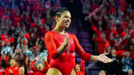 Editorial picture of ALSU Georgia Women's Gymnastics, Athens, USA - 10 Jan 2020