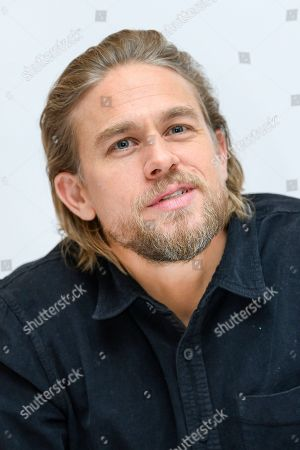 Stock Picture of Charlie Hunnam
