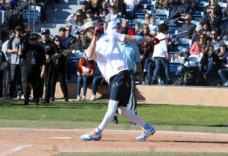 Editorial picture of 2nd Annual California Strong Celebrity Softball Game, Malibu, USA - 12 Jan 2020