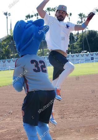 Editorial image of 2nd Annual California Strong Celebrity Softball Game, Malibu, USA - 12 Jan 2020