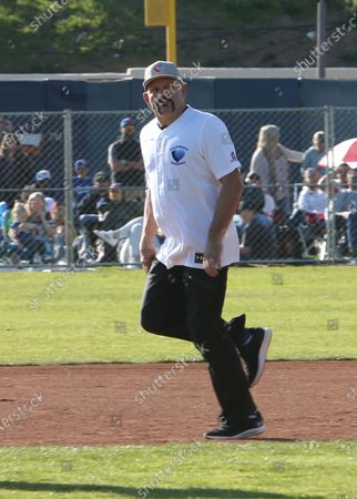Editorial image of 2nd Annual California Strong Celebrity Softball Game, Malibu, USA - 12 Jan 2020