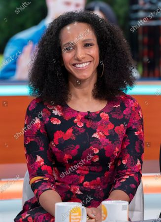 Stock Image of Afua Hirsch