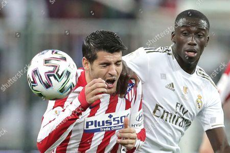 Editorial picture of Saudi Spanish Super Cup Soccer, Jiddah, Saudi Arabia - 12 Jan 2020