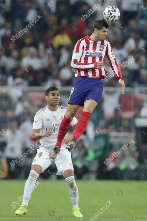 Editorial image of Saudi Spanish Super Cup Soccer, Jiddah, Saudi Arabia - 12 Jan 2020