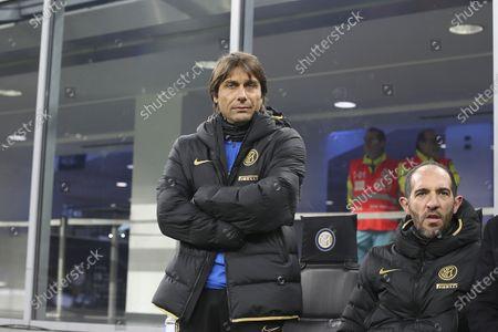 Head Coach of Inter - Antonio Conte