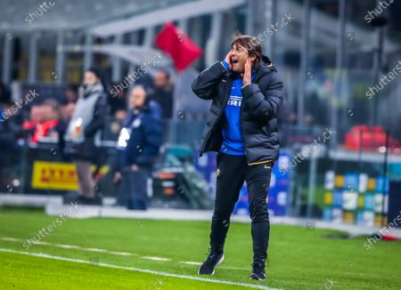 Head Coach of Milan Antonio Conte