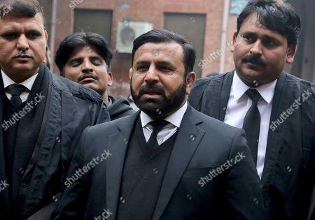 Editorial picture of Musharraf, Lahore, Pakistan - 13 Jan 2020