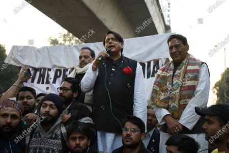 Editorial image of CAA and NRC protest, Delhi, New Delhi, India - 12 Jan 2020