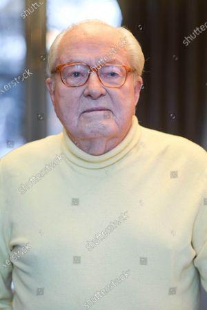 Stock Photo of Jean-Marie Le Pen