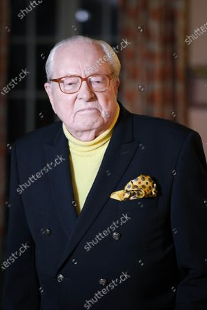 Stock Image of Jean-Marie Le Pen