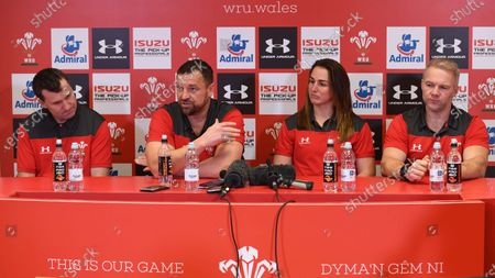 Editorial image of Wales Women Rugby Squad Announcement - 13 Jan 2020