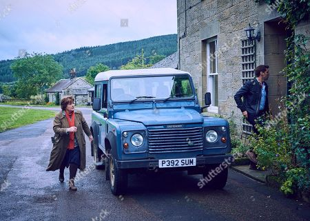 Brenda Blethyn as Vera and Kenny Doughty as DCI Vera Stanhope.