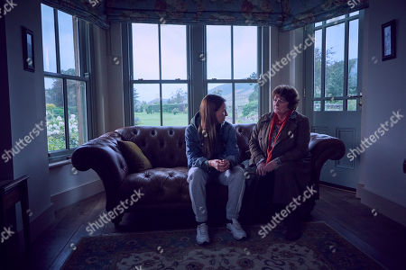 Stock Picture of Brenda Blethyn as Vera and Emily Stott as Georgia Hay.