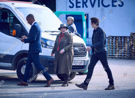 Editorial photo of 'Vera' TV show, Series 10, Episode 3, UK - 26 Jan 2020
