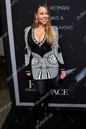 Stock Photo of Mariah Carey