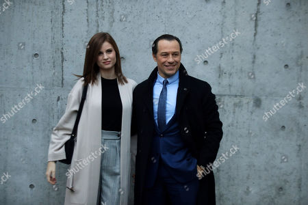 Editorial image of Fashion Mens F/W 20/21 Giorgio Armani, Milan, Italy - 13 Jan 2020
