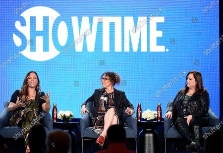 Heidi Ewing, Rachel Grady and Tracy