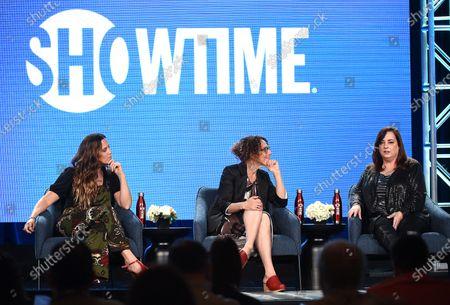 Editorial photo of Showtime TCA Winter Press Tour, Pasadena, USA - 13 Jan 2020
