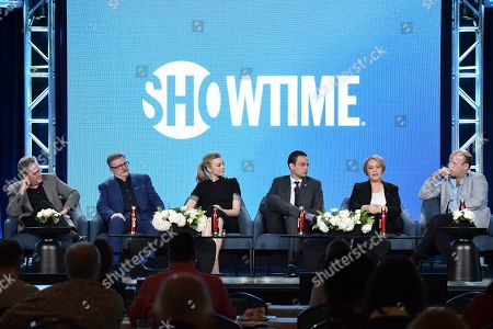 Editorial picture of 2020 Winter TCA - Showtime - 13 Jan 2020