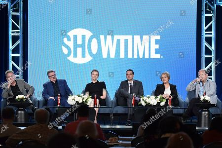 Editorial image of 2020 Winter TCA - Showtime - 13 Jan 2020
