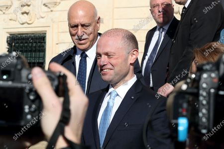 Editorial picture of New Partit Laburista (Labour Party) leader and Prime Minister in Malta, Valletta - 13 Jan 2020