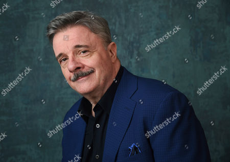 """Stock Image of Nathan Lane, a cast member in the Showtime series """"Penny Dreadful: City of Angels,"""" poses for a portrait during the 2020 Showtime Winter Television Critics Association Press Tour, in Pasadena, Calif"""