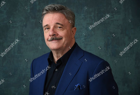 """Stock Picture of Nathan Lane, a cast member in the Showtime series """"Penny Dreadful: City of Angels,"""" poses for a portrait during the 2020 Showtime Winter Television Critics Association Press Tour, in Pasadena, Calif"""