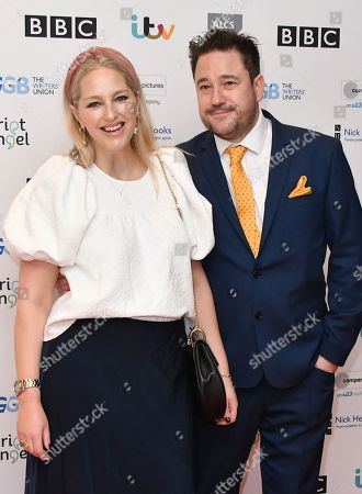Emma Cunniffe and Rufus Jones