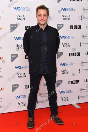 Editorial photo of Writers' Guild Awards, London, UK - 13 Jan 2020