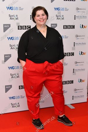 Stock Picture of Katy Brand