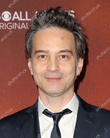 Stock Image of Jeff Russo