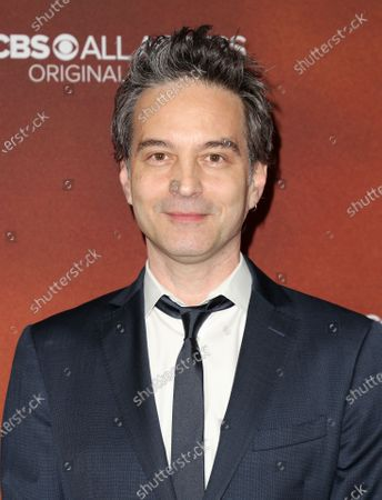 Editorial photo of 'Star Trek: Picard' TV show premiere, Arrivals, The Dome, Los Angeles, USA - 13 Jan 2020