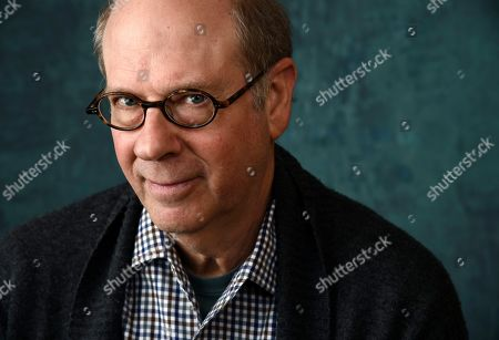 """Stephen Tobolowsky, a cast member in the Pop TV series """"One Day at a Time,"""" poses for a portrait during the 2020 Winter Television Critics Association Press Tour, in Pasadena, Calif"""