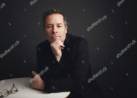Guy Pearce poses for a portrait in New York