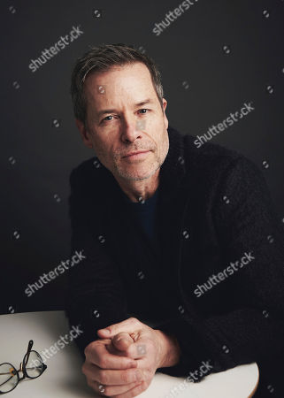 Stock Photo of Guy Pearce poses for a portrait in New York