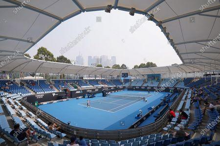 Photos De Stock De Australian Open Practice Exclusives