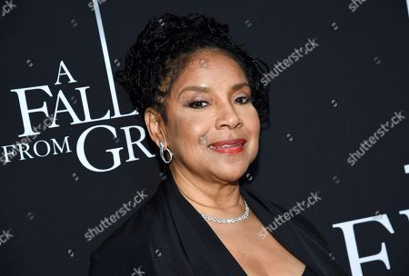 "Phylicia Rashad attends the premiere of Tyler Perry's ""A Fall from Grace,"" at Metrograph, in New York"