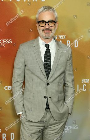 """Alex Kurtzman attends the LA Premiere of """"Star Trek: Picard"""" at the ArcLight Hollywood, in Los Angeles"""